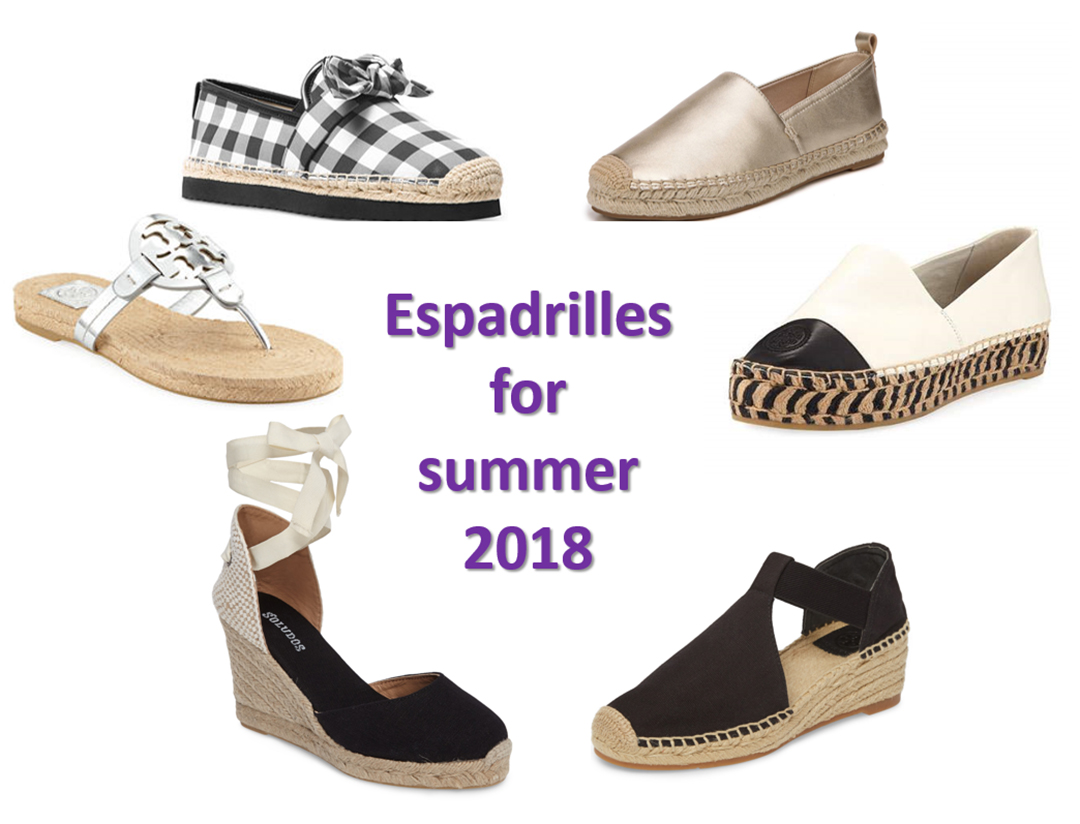 4c0bbe37 Espadrilles for summer 2018 – Bay Area Fashionista