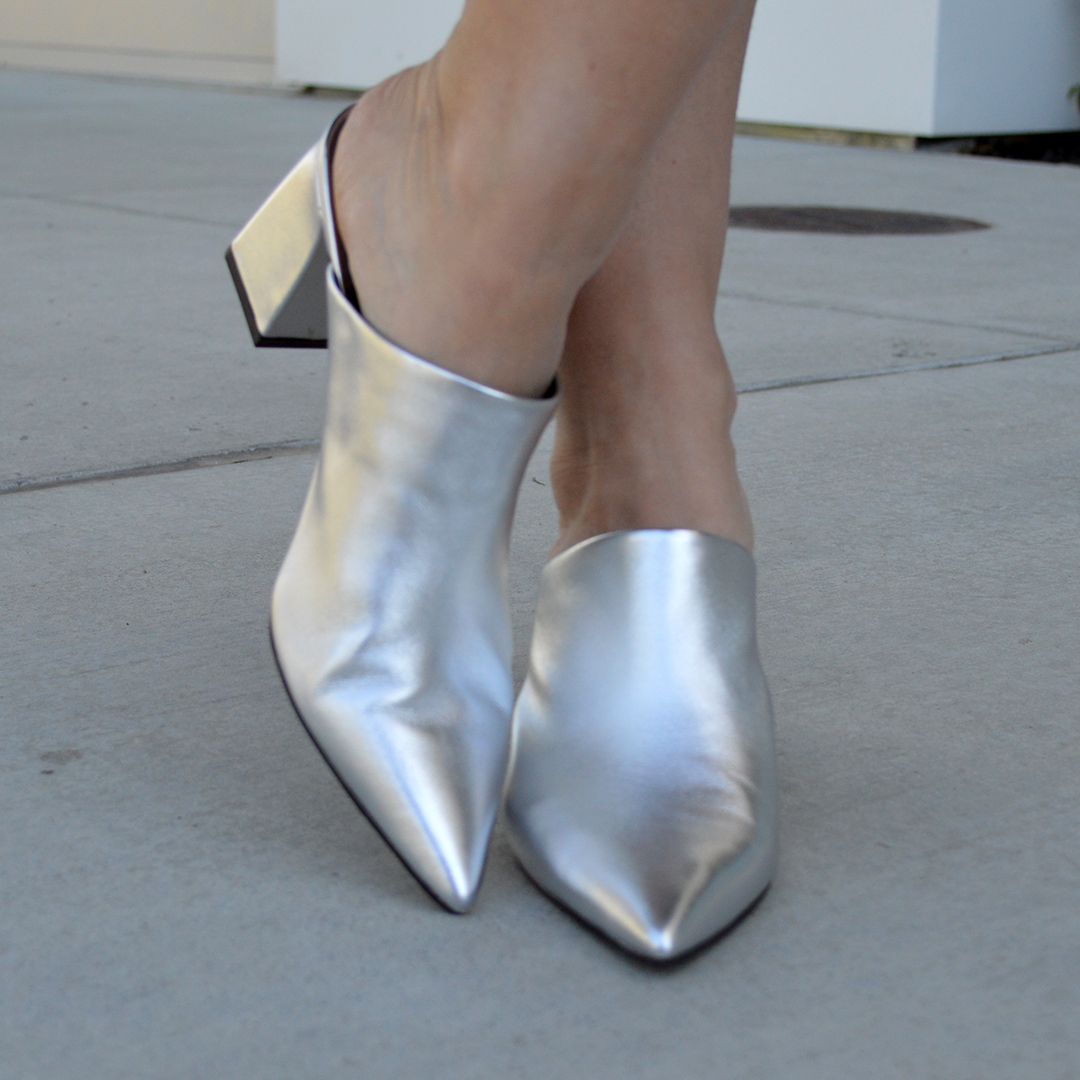 silver mules summer 2018