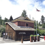 Exploring historic downtown Truckee in the Tahoe area