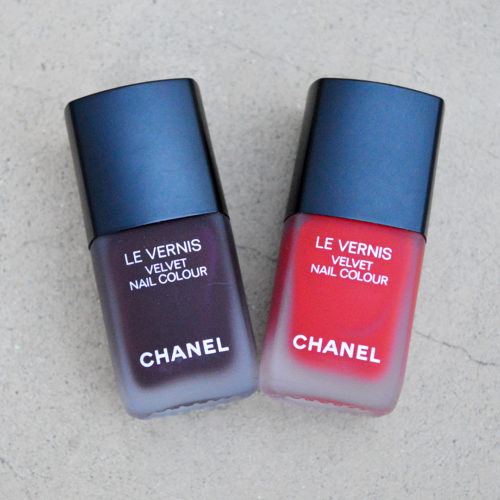 Chanel nail polish fall 2018 review