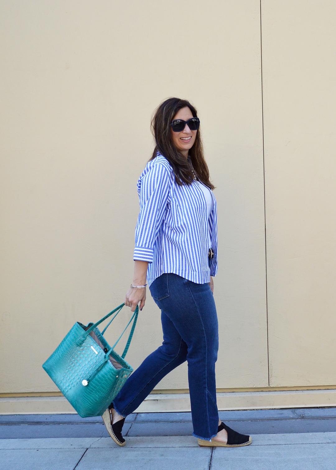 classic no iron shirt women