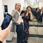 Nordstrom Anniversary Sale fall 2018 dressing room diaries