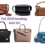 Fall 2018 handbag wish list