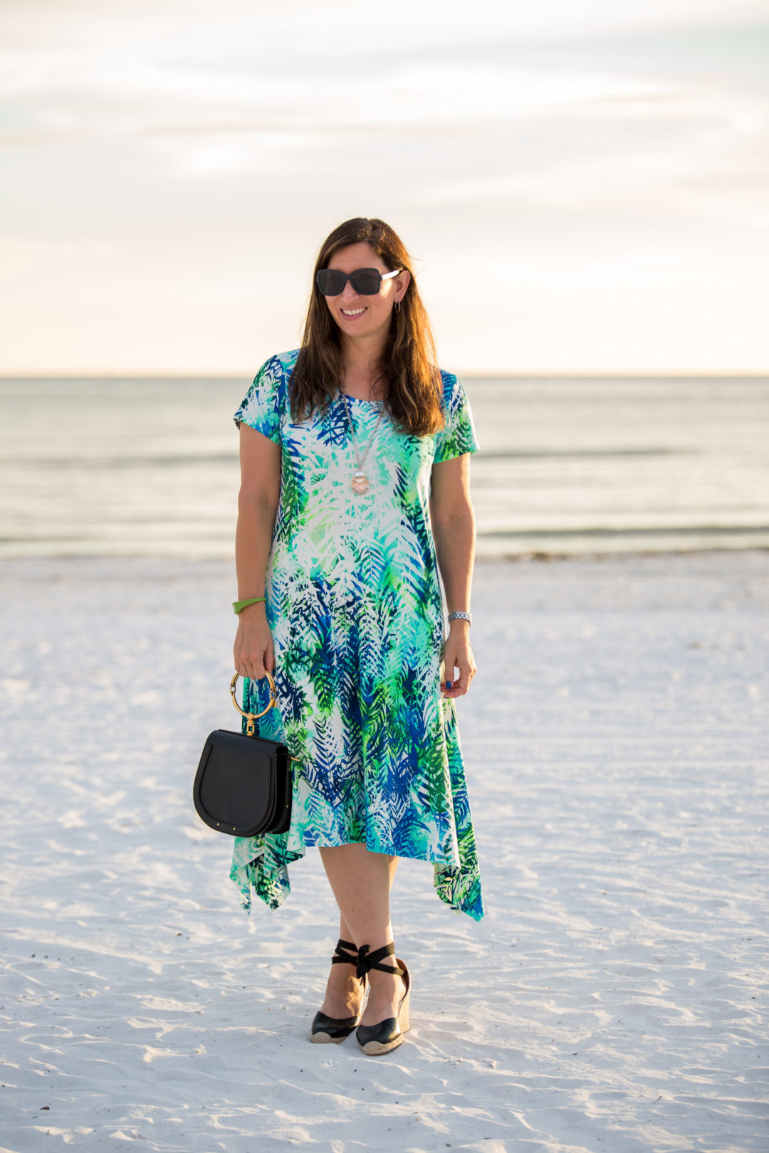 what to wear to a formal beach party
