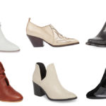 Fall 2018 shoe trends: booties