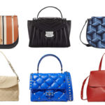 Fall 2018 handbag trends: saddle bags and top flap satchels