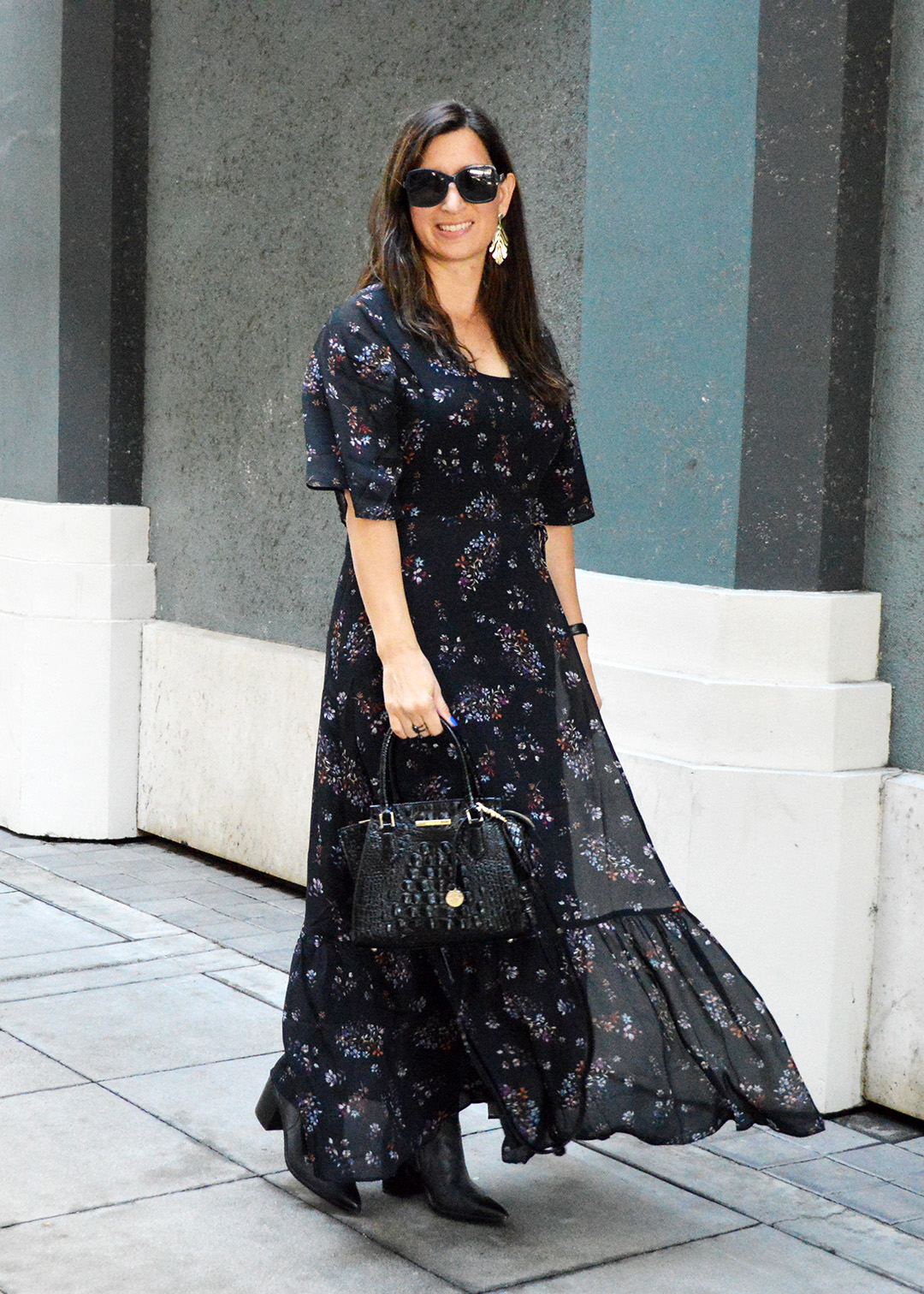 fall florals trend