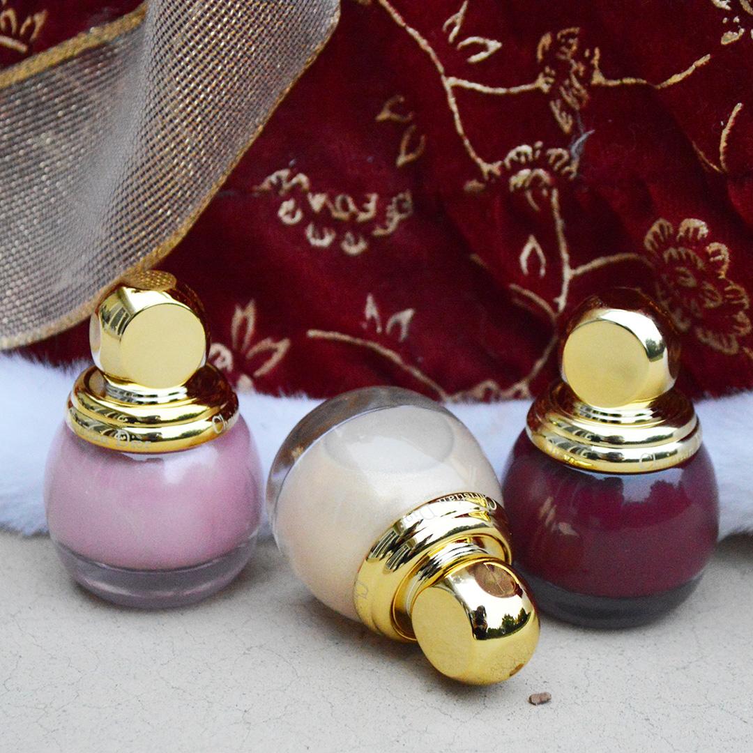 diorific nail polish collection holiday 2018 dior nails