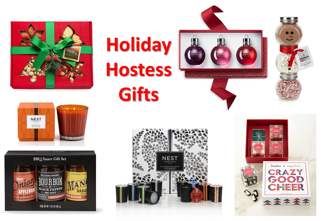 hostess gift ideas 2018