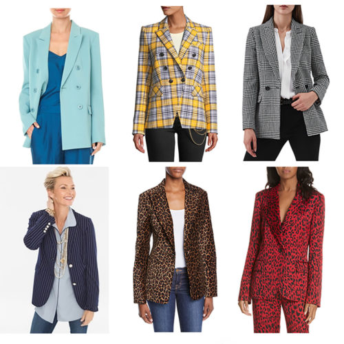 Fall 2018 trends: menswear blazers