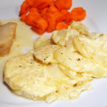 Homemade Potatoes Au Gratin recipe