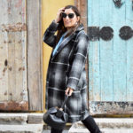 Fashionable winter coat under $100
