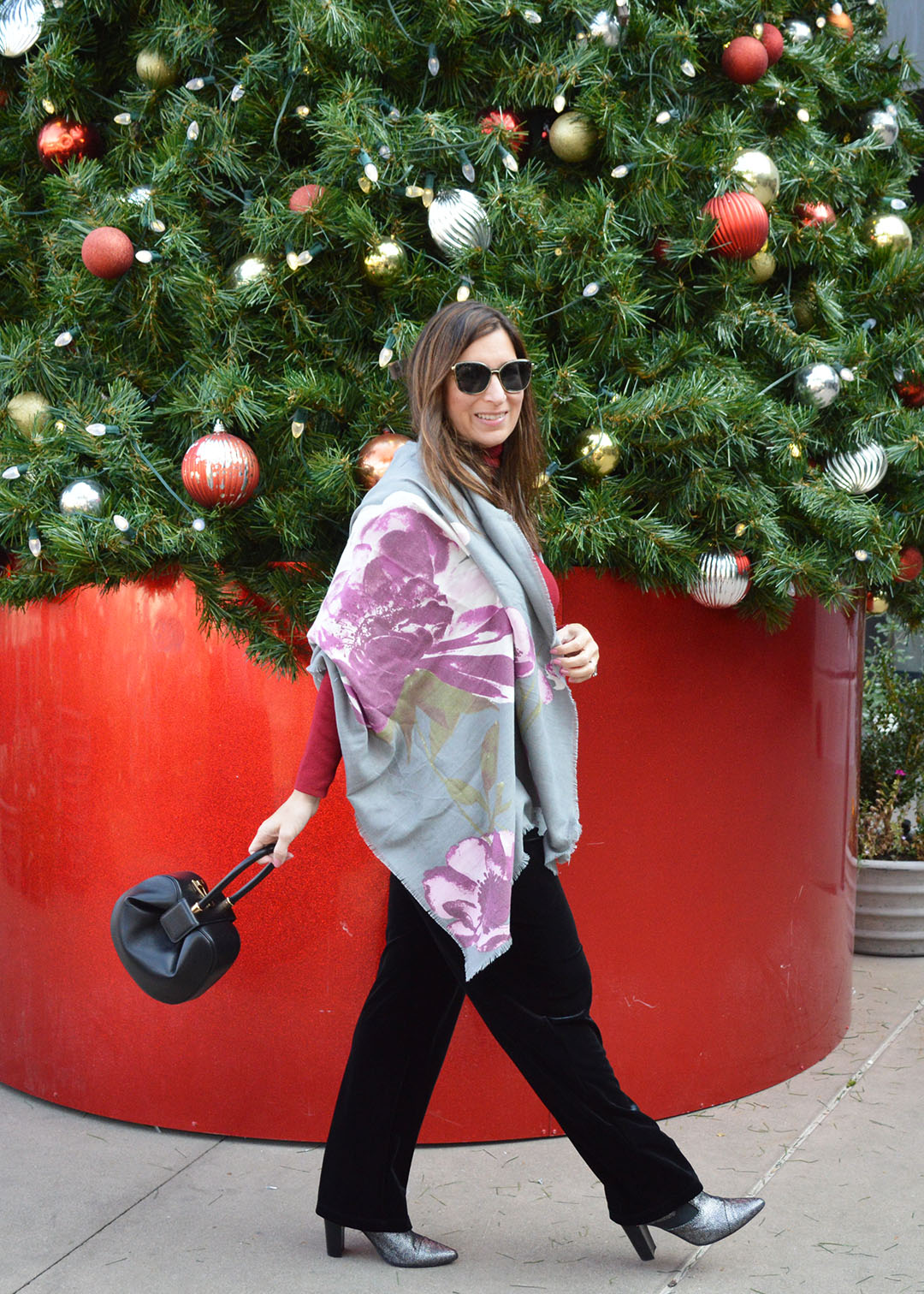 cozy holiday outfit ideas