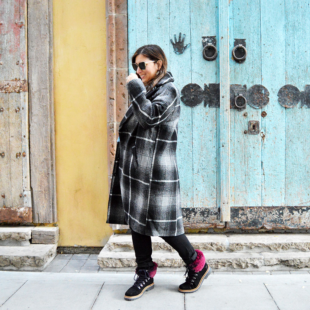 fashionable affordable winter coat