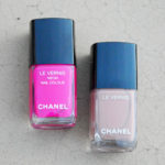 Chanel spring 2019 nail polish collection review