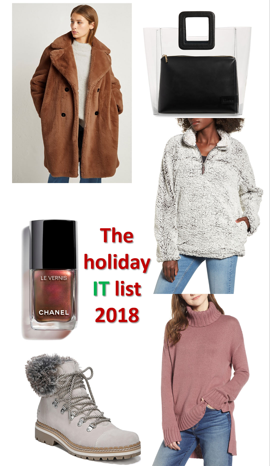it fashion holidays 2018
