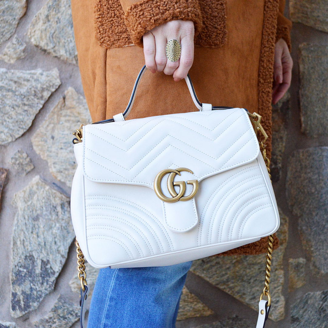gucci marmont lady bag spring 2019