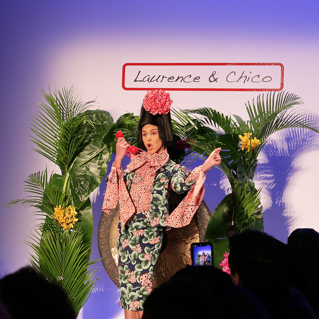 laurence and chico fall 2019 nyfw