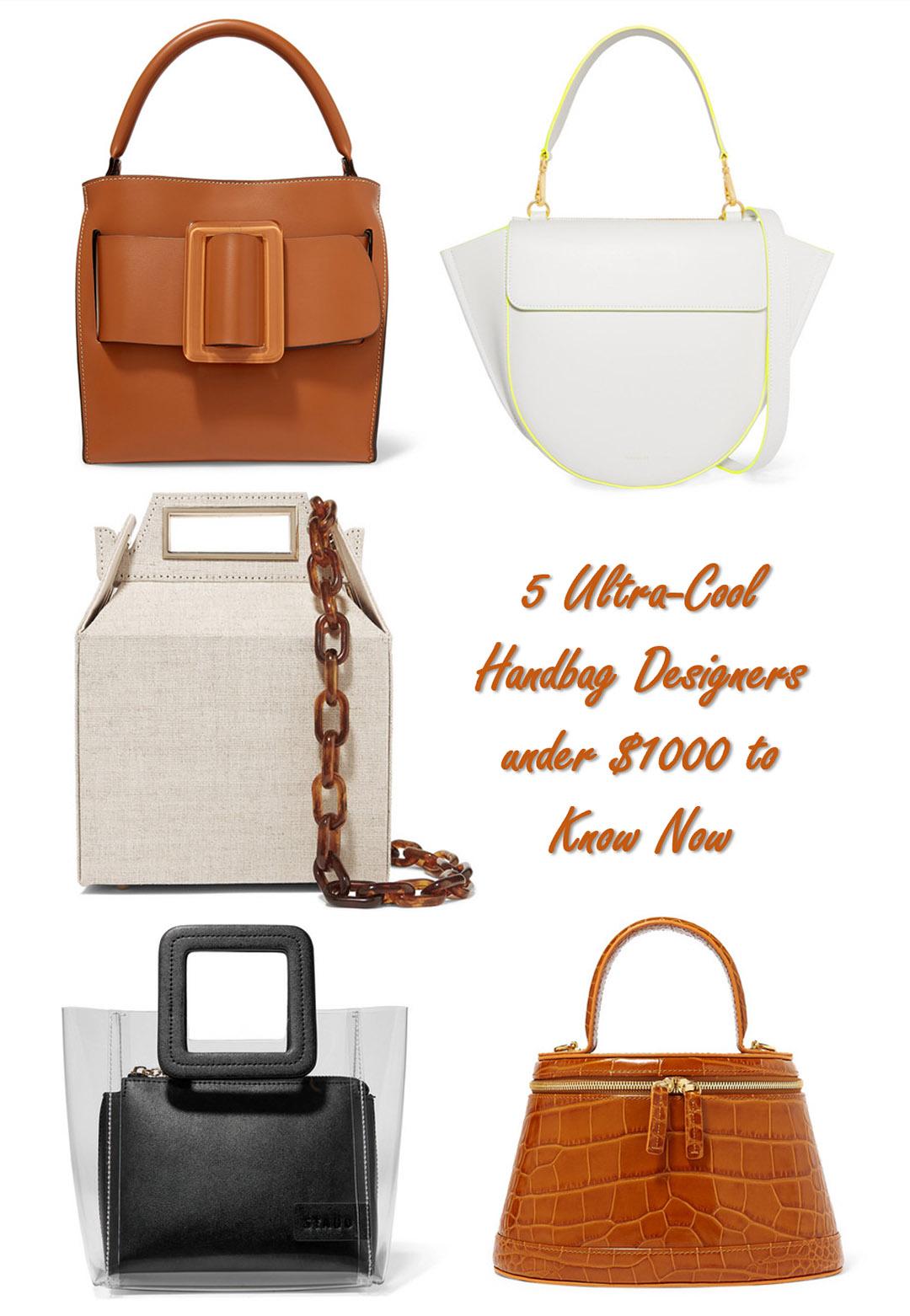 designer handbags under 1000