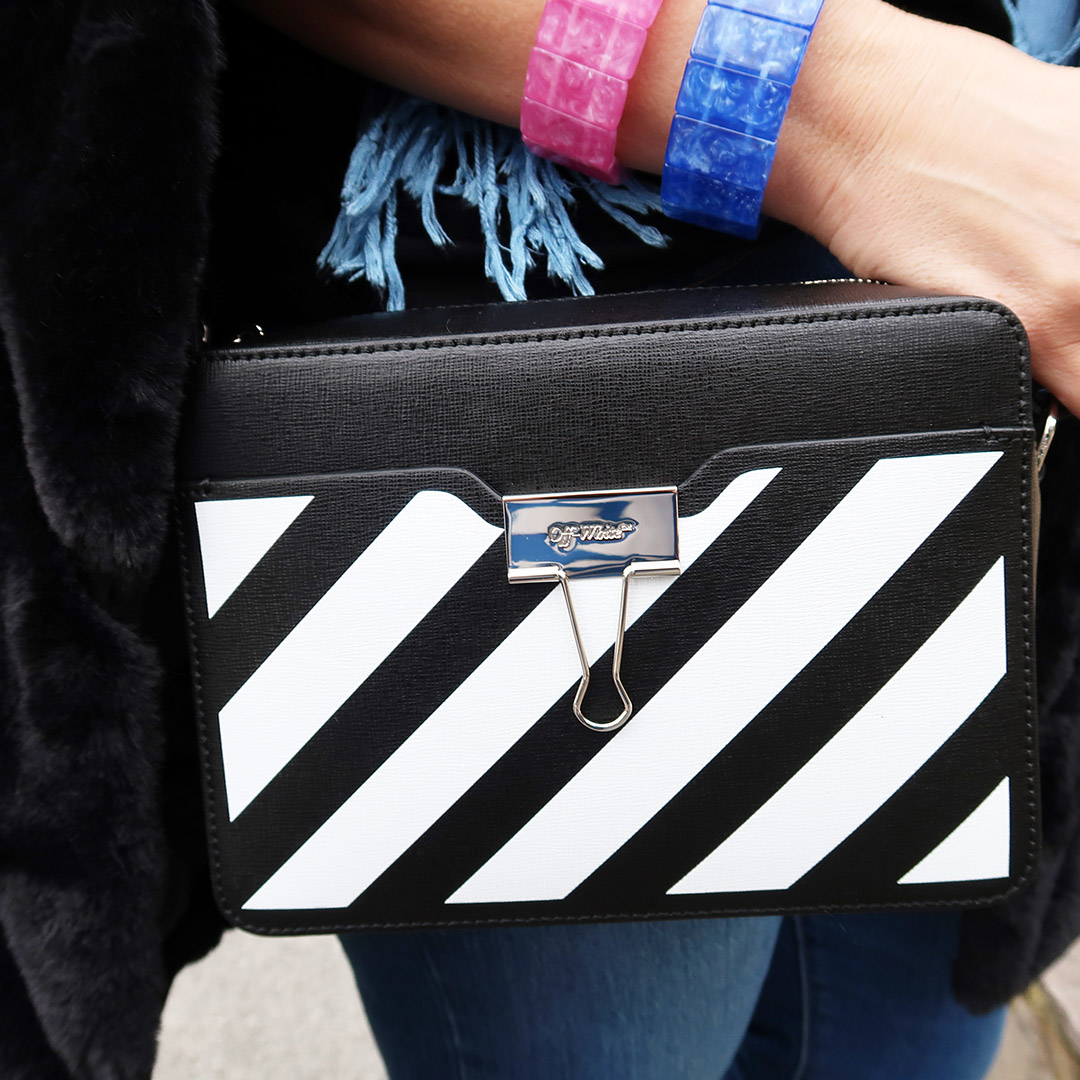 off-white black white cross body bag spring 2019