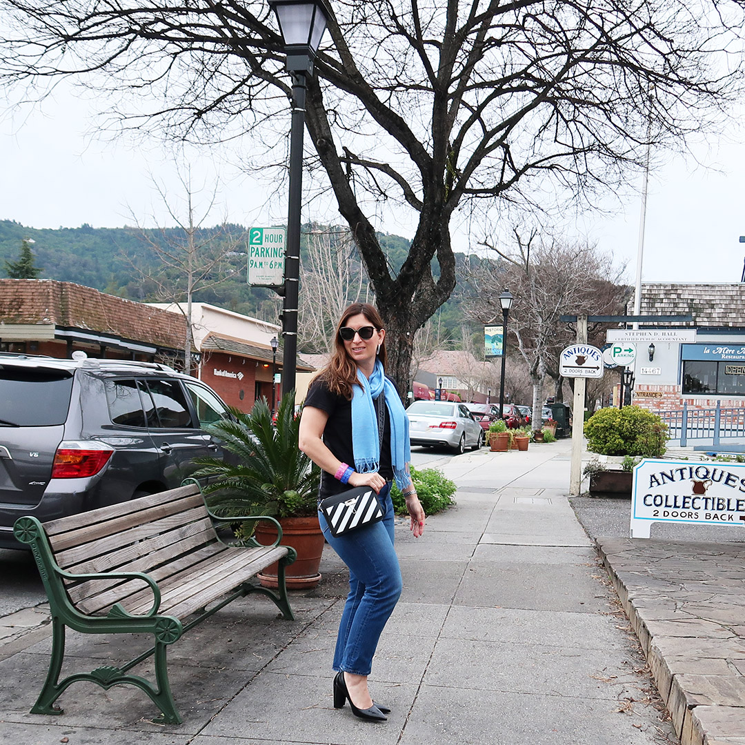 bay area casual street style