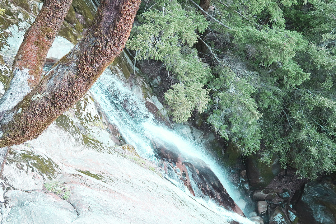 castle rock falls saratoga