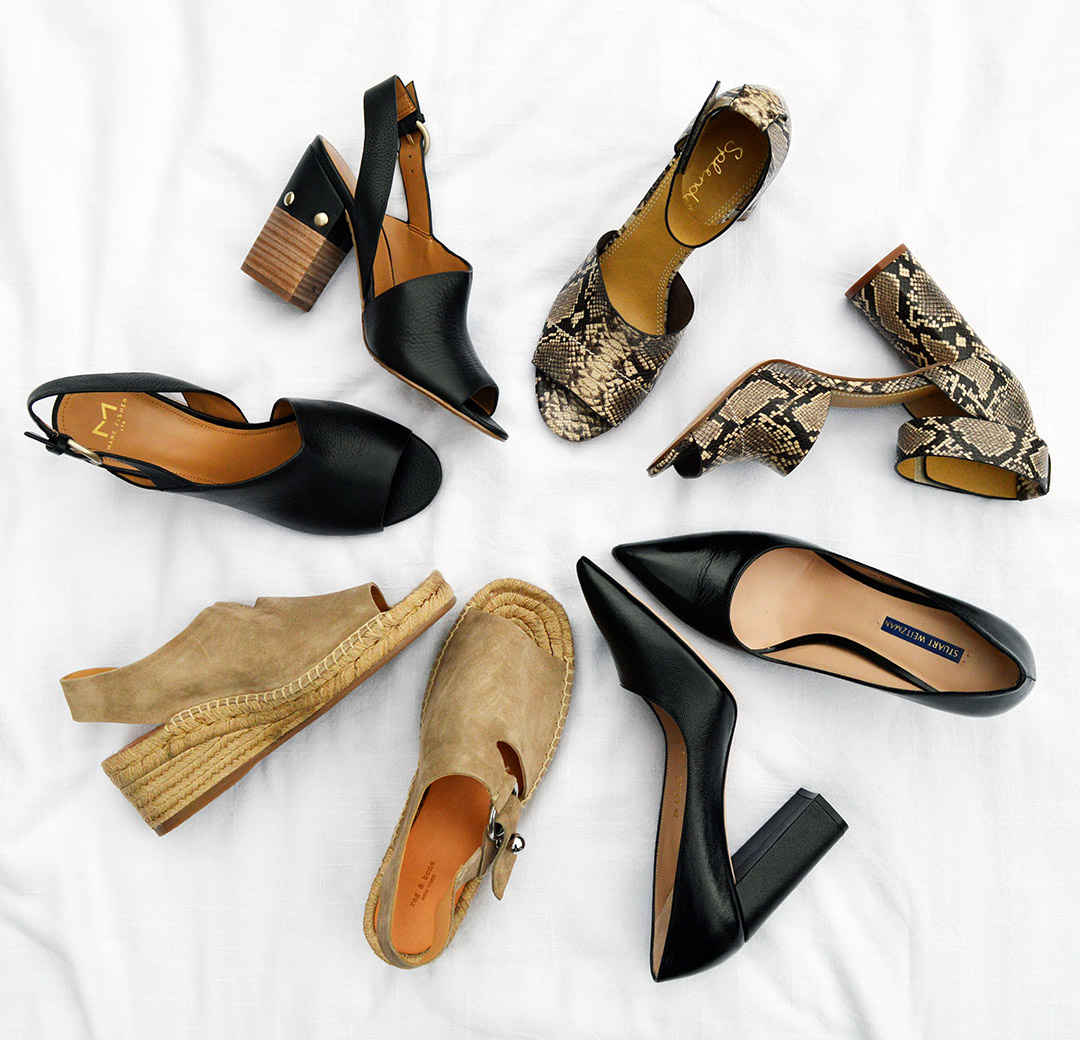 on trend shoes 2019