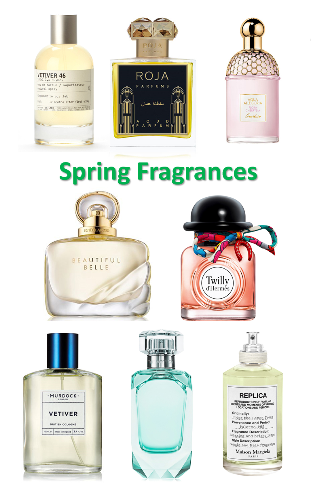 spring 2019 fragrances