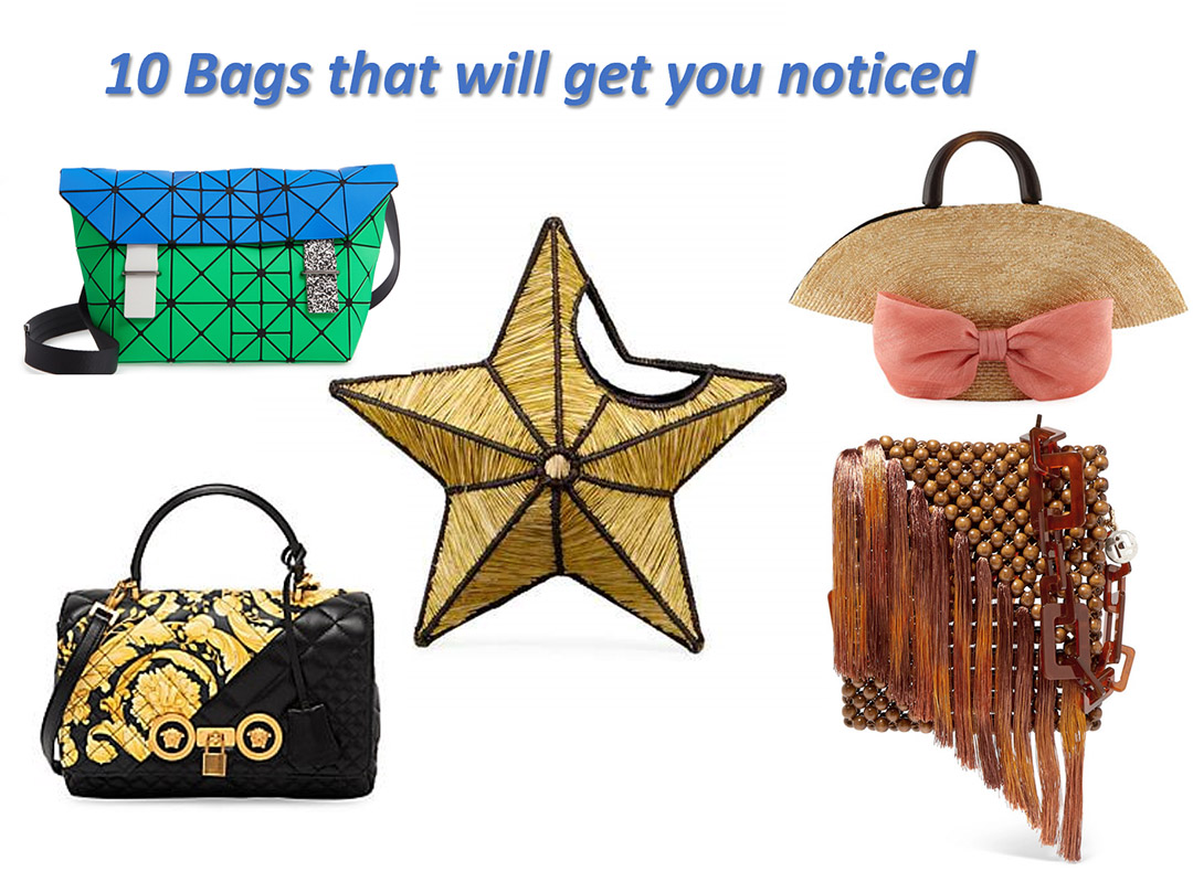 bags that will get you noticed spring summer 2019