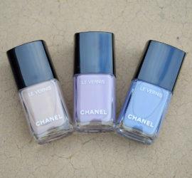 chanel cruise 2020 nail polish summer 2019