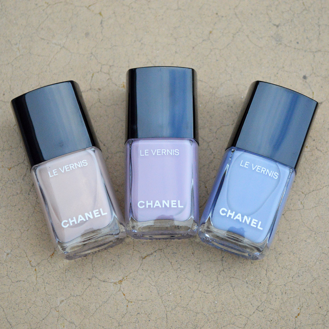 chanel cruise 2020 nail polish summer 2019