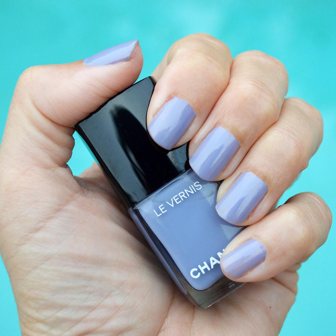 chanel open air nail polish cruise 2020 summer 2019 review