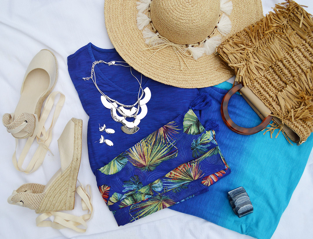 Hawaiian beach dinner outfit ideas