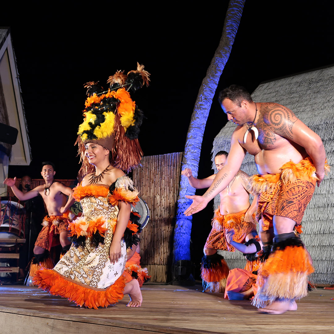 family friendly luau kona big island hawaii