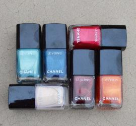 chanel summer 2019 nail polish review