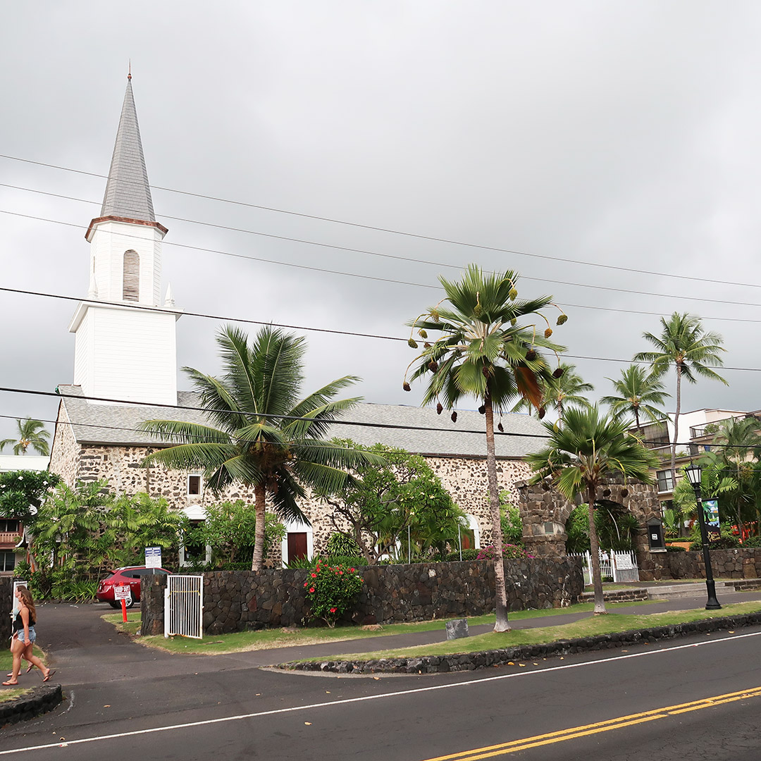 historic church kona hawaii big island