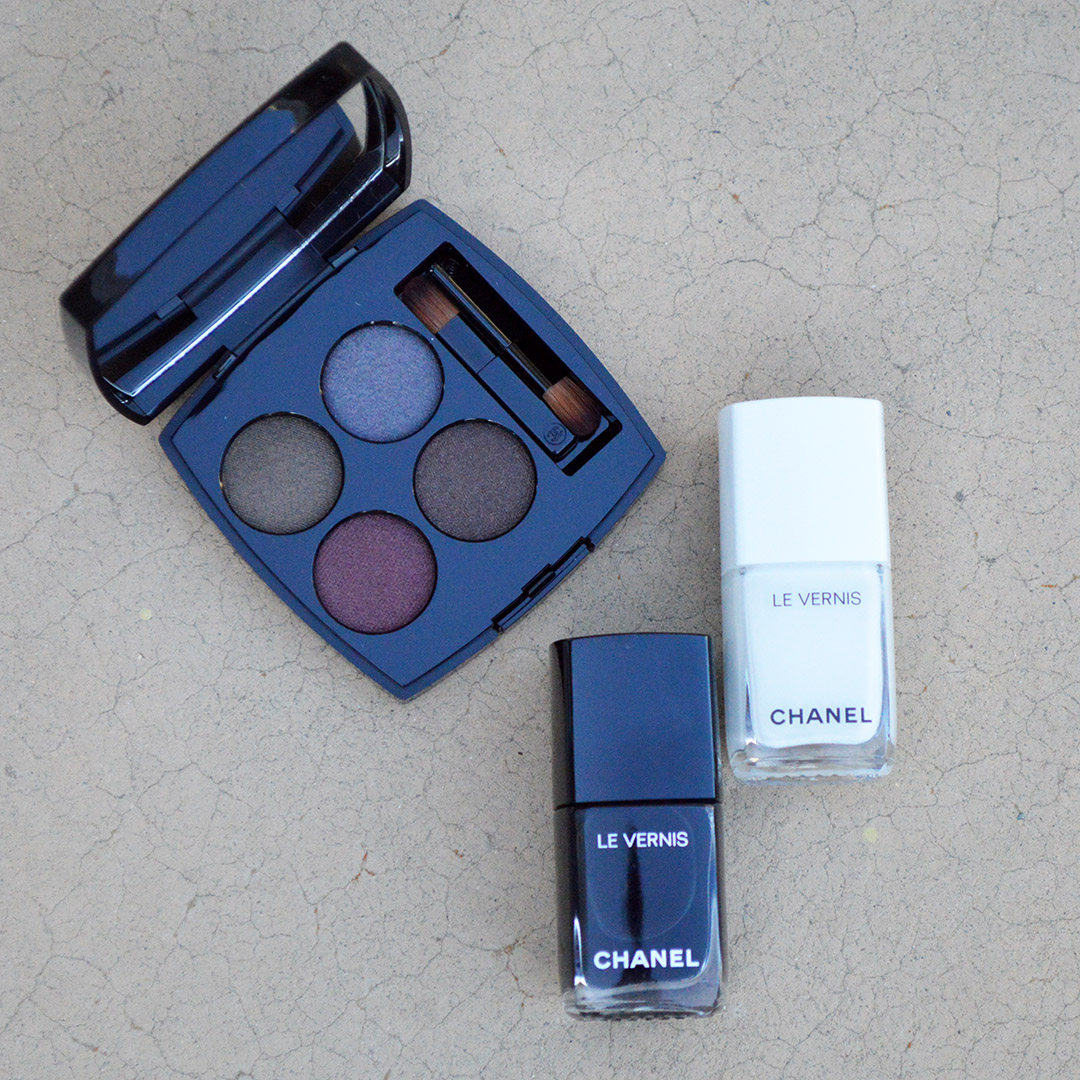 chanel fall 2019 beauty collection review