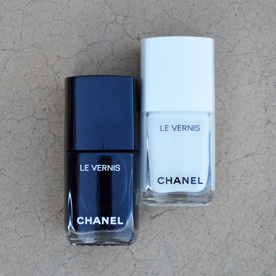chanel nail polish fall 2019 review
