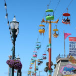 Santa Cruz Beach Boardwalk tips during summer vacation
