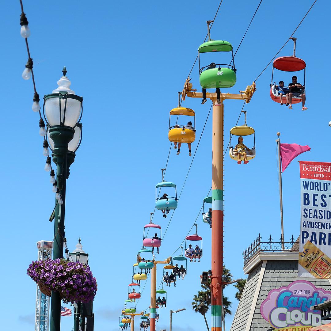santa cruz beach boardwalk tips