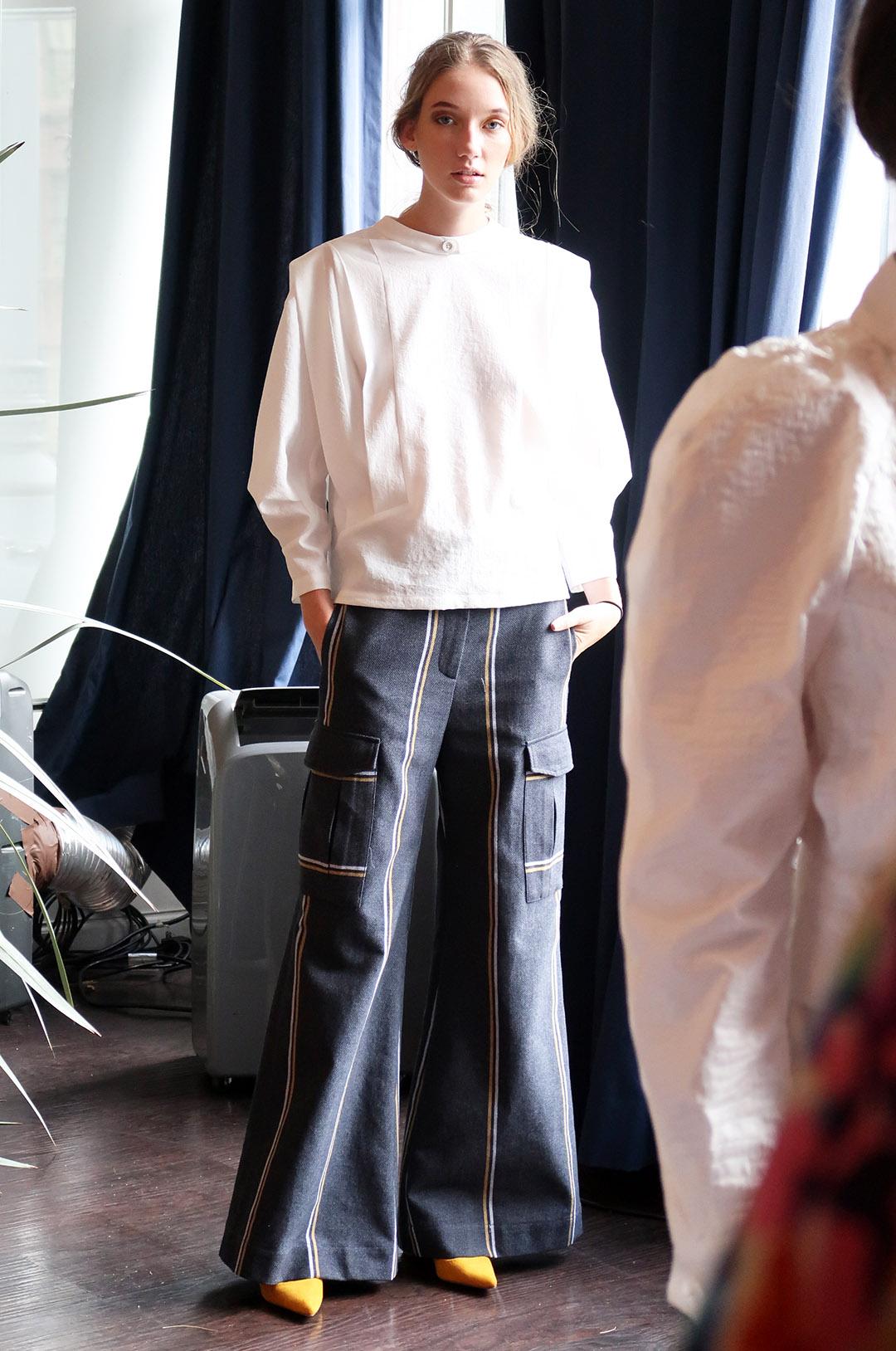 hanh merriman new york fashion week spring 2020