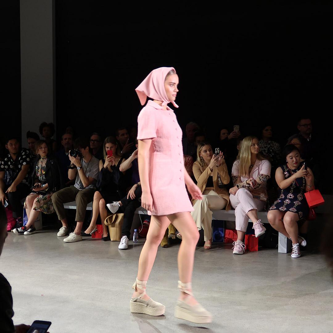 cho cheng new york fashion week spring 2020