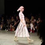 Vintage inspiration at New York Fashion Week spring 2020
