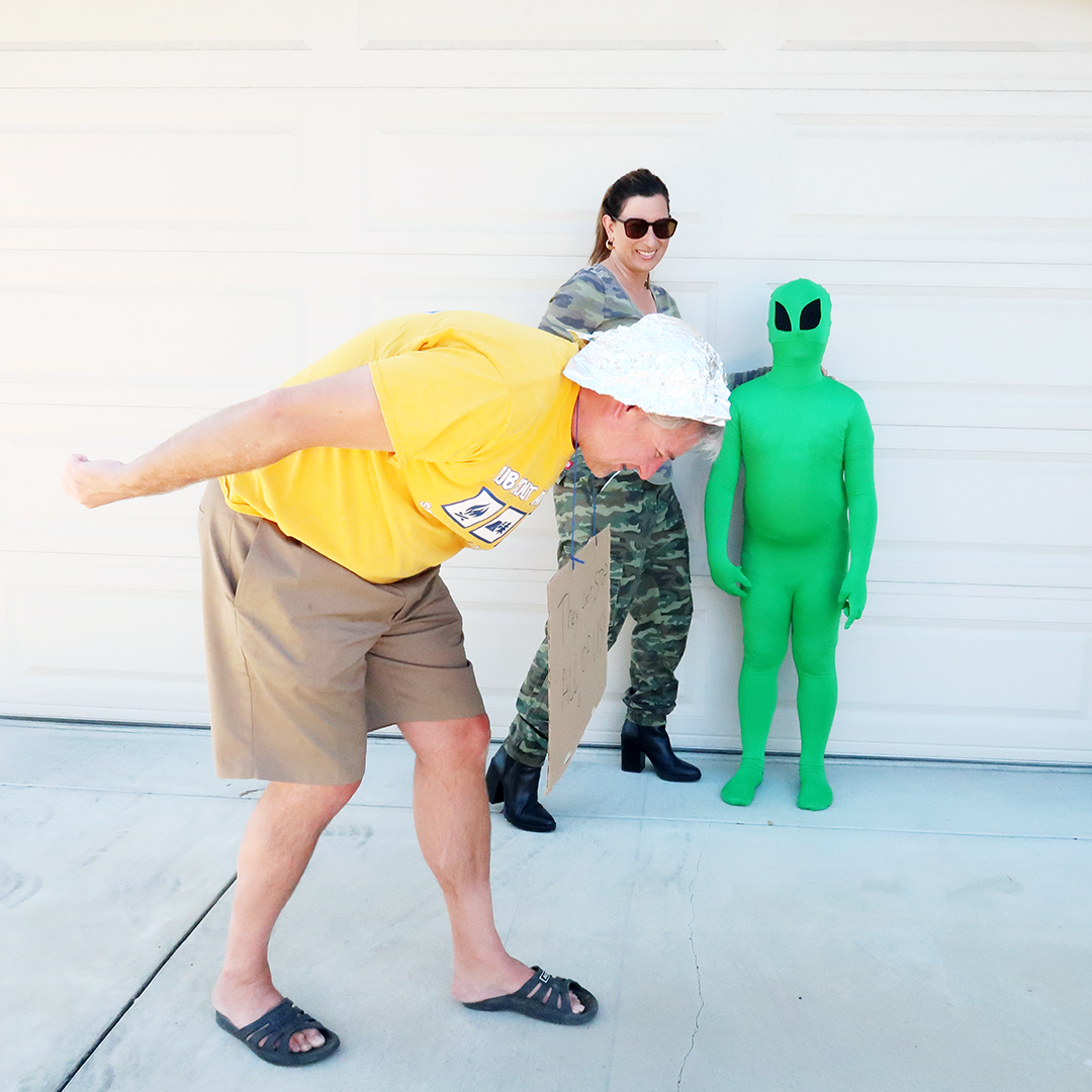 area 51 costume ideas