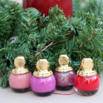 Dior Diorrific nail polish holidays 2019 and New Year's 2020