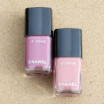 Chanel spring 2020 nail polish review