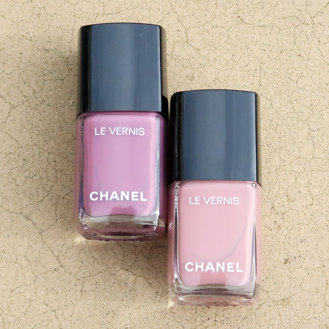 chanel spring 2020 nail polish review