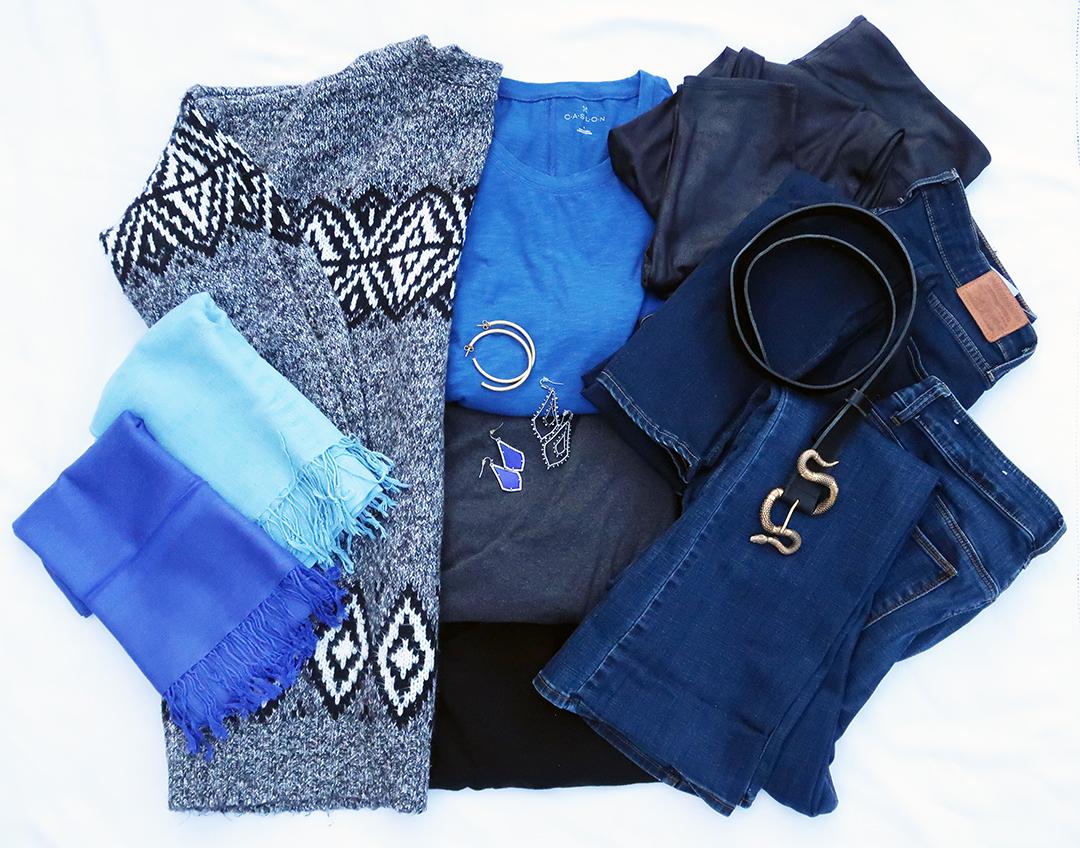casual winter capsule wardrobe 2020