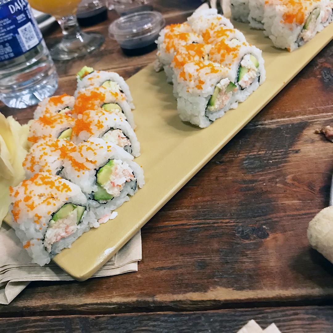 oxbow public market sushi