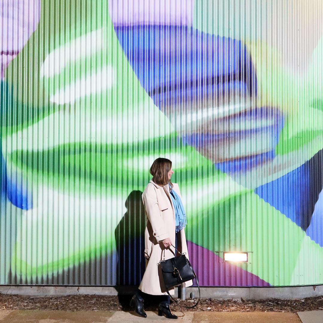 cia wall art